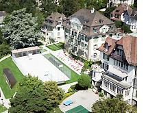 Brillantmont International School Lausanne Switzerland, Международная школа Брильянмонт в Швейцарии