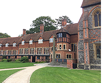 Bradfield College, Брэдфилд Колледж, Частная школа в Англии