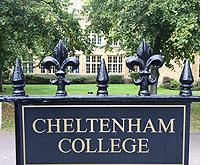 Cheltenham College,Челтенхэм Колледж,Частная школа в Англии