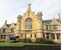 Oundle School, Ондл, Частная школа в Англии