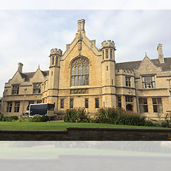 Oundle School | Ондл частная школа пансион в Англии | Великобритании