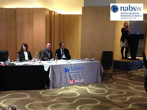 Средние Школы в США и Школы в Канаде, NABSW North American Boarding Schools Workshop LTD, Лондон Фераль 2015, фото 002