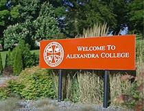 Alexandra College, Dublin, Ireland, школа в Ирландии