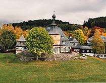 Das Birklehof Schule, частная школа Пансион Бирклехоф в Хинтерцартен, Германия