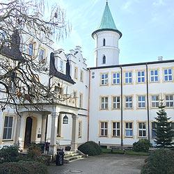 Landheim Schule Schloss Ising - Государственная школа в Германии