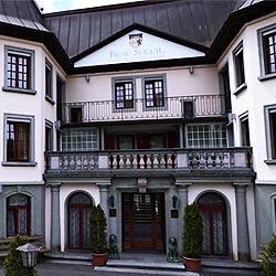 Beau Soleil, Villars-sur-Ollon, Switzerland, Бо Cолей, Виллар сюр Оллон, частная школа пансион в Швейцарии