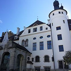Schule Schloss Neubeurn школа в Германии - язык преподавания – Немецкий