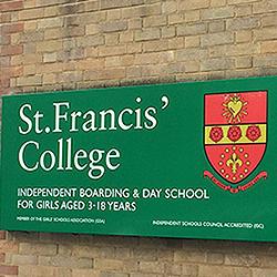 St Francis' College | Сент Франсис Колледж частная школа пансион в Англии | Великобритании